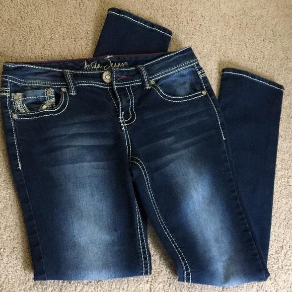 f44c8dab559a6 Ariya Denim - Ariya Jeans Size 7 8 Denim skinny leg